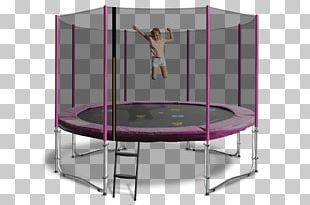 Trampoline Safety Net Enclosure Jumping Roof Trampolining PNG