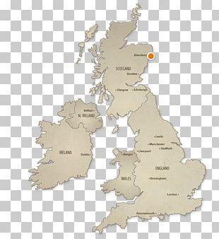 England British Isles Map Scotland Ireland PNG
