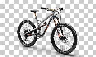 Santa Cruz Bicycles Mountain Bike Cycling Downhill Mountain Biking PNG