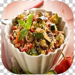 Vegetarian Cuisine Couscous Recipe Food Stuffing PNG