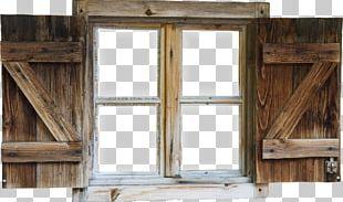 Sash Window Wood House PNG