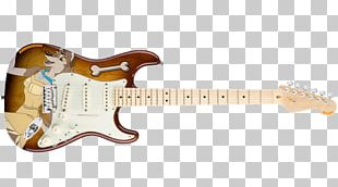 Acoustic-electric Guitar Fender Musical Instruments Corporation Fender Stratocaster PNG