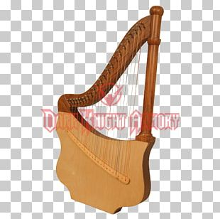 Celtic Harp Harp Lute Musical Instruments PNG