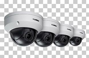 Pan–tilt–zoom Camera Closed-circuit Television Lorex Technology Inc Lorex LNZ32P4B PNG