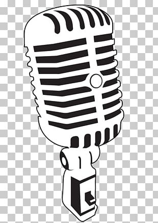 Microphone T-shirt Wall Decal Sticker PNG