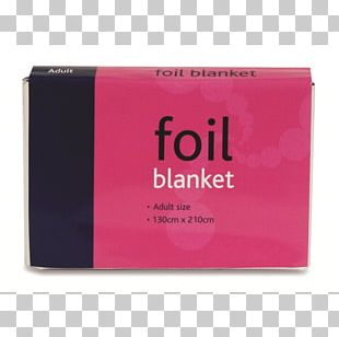 Foil Blanket First Aid Supplies Hypothermia Patient PNG