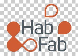Logo Hab-Fab Agence De Toulouse Brand Graphic Designer PNG