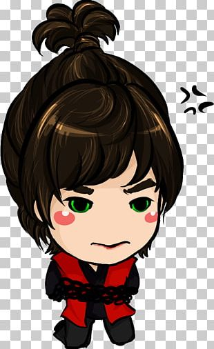 Hair Coloring Eye Black Hair Brown Hair PNG