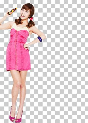 Cocktail Dress Fashion Pink M PNG