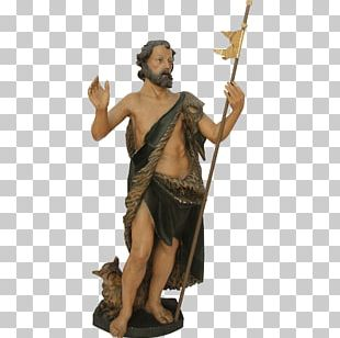 Statue Of John The Baptist PNG