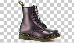 Dr. Martens Boot Shoe Clothing Purple PNG