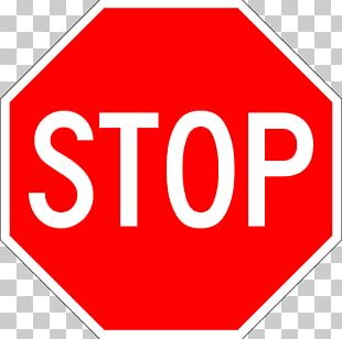 Stop Traffic Sign PNG
