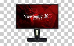 LED-backlit LCD Computer Monitors ViewSonic ASUS VC279H Liquid-crystal Display PNG
