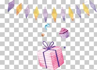 Birthday Gift Party PNG