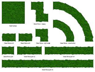 Landscape Design Shrub PNG
