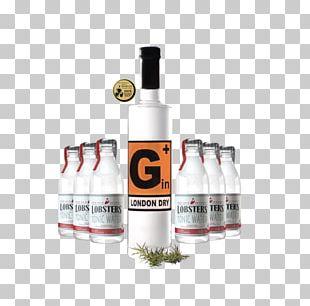 Liqueur Glass Bottle Vodka Water PNG
