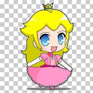 Chibiusa Princess Peach Drawing PNG