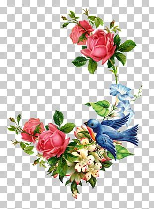Flower Decoupage Paper Vintage Clothing PNG