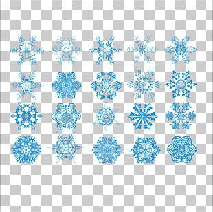 Snowflake Hexagon PNG