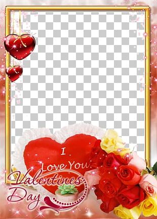 Rose Love Valentines Day Flower PNG