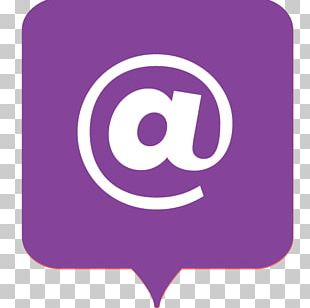 Email Logo Purple Computer Icons PNG