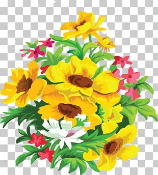 Drawing Flower Bouquet Photography PNG