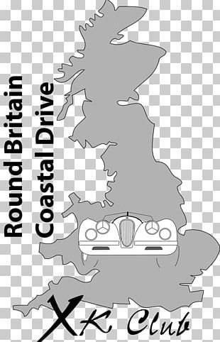 England Map PNG