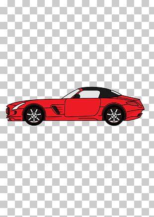 Sports Car MINI Cooper PNG