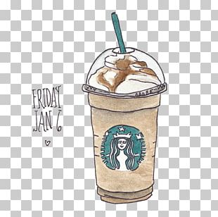 Iced Coffee Starbucks Hot Chocolate PNG
