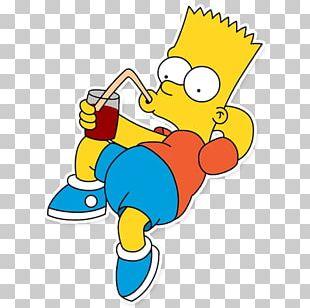 Bart Simpson Homer Simpson Marge Simpson Lisa Simpson Maggie Simpson PNG