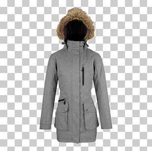 Hood Jacket Parka Down Feather Coat PNG