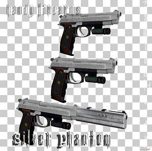 Firearm Weapon Trigger Handgun Pistol PNG