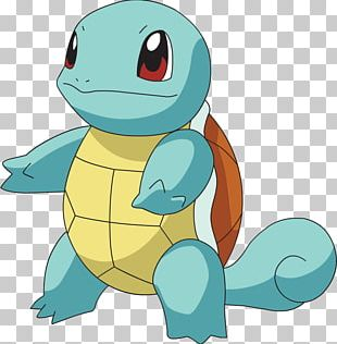 Squirtle Pokemon PNG
