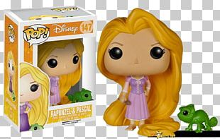 Rapunzel Tangled: The Video Game Funko Action & Toy Figures Collectable PNG