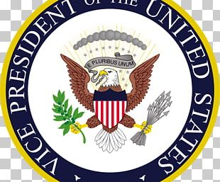 Seal Of The Vice President Of The United States Number One Observatory Circle PNG