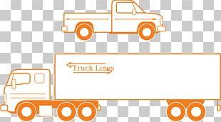Pickup Truck Semi-trailer Truck Van PNG