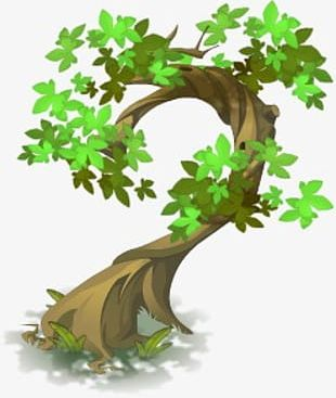 Trees Trees Background Material Element PNG