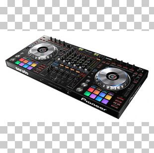 DJ Controller Pioneer DJ Pioneer DDJ-SZ2 Disc Jockey Audio Mixers PNG