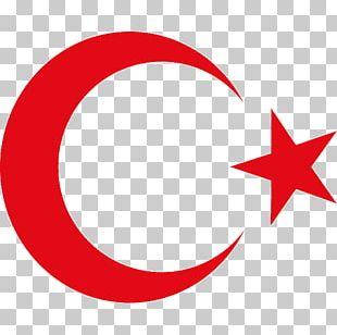 National Emblem Of Turkey Star And Crescent Ayyildiz Team Red PNG