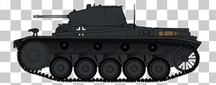 Tank Destroyer Panzer II PNG