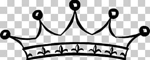Drawing Crown PNG