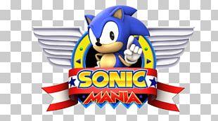Sonic Mania Nintendo Switch Desktop Video Game Logo PNG
