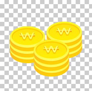 Money Gold Coin PNG