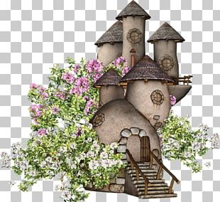 House Fairy Building PNG