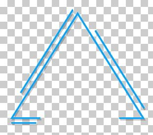 Abstract Geometric Triangle PNG