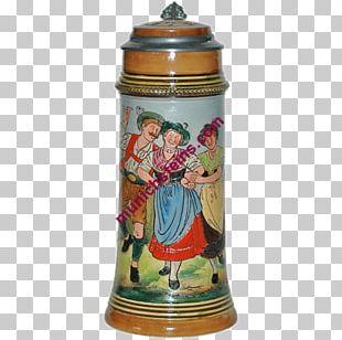 Beer Stein Vase PNG