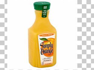 Simply Orange Juice Company Apple Juice Fizzy Drinks PNG