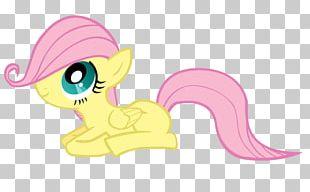 Pony Fluttershy Rarity Applejack PNG