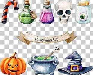 Halloween Poster Jack-o'-lantern Illustration PNG