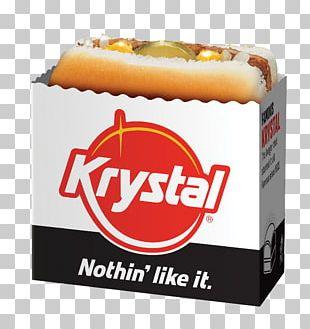 Hamburger Cheeseburger Krystal Fast Food Restaurant PNG